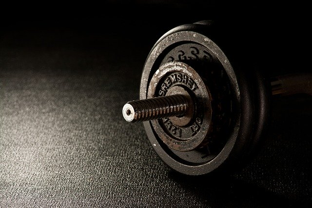 Tyler Buntrock Fitness Goals - Weightlifting