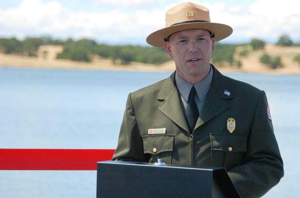 Tyler Buntrock park ranger